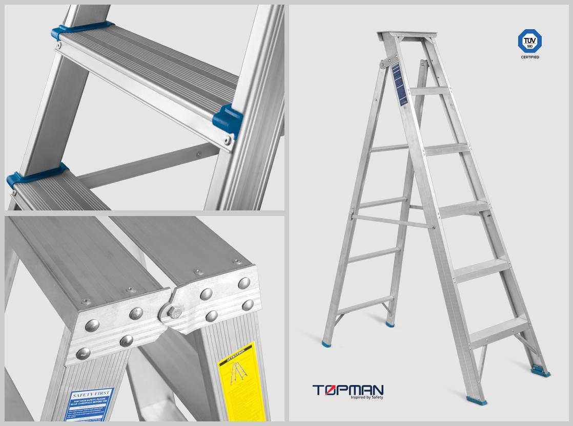Ladder Supplier In Dubai | Scaffolding Companies in Dubai